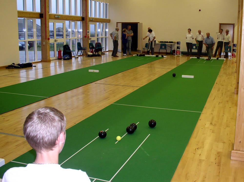 Langtree Short Mat Bowls Club